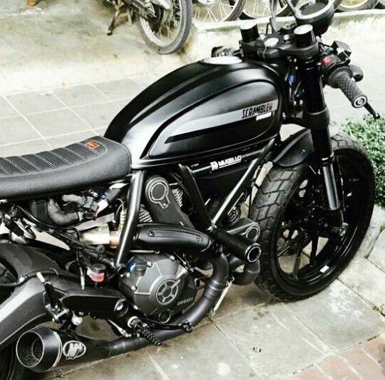 Ducati Scrambler Cafe Racer Ducati Cafe Racer Ducati Scrambler Ducati