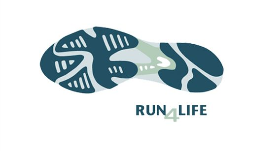 Run 4 Life / Logo Design - Eyelevel Design is a San Francisco CA creative design boutique agency providing corporate identity, branding, id, communications, logo, creative, llustration, print, design services. We're one of the leading communications designers in Califorina.