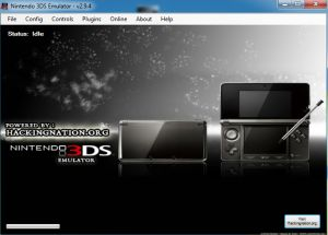 Nintendo 3ds emulator for pc 2 9 4 with updated bios files
