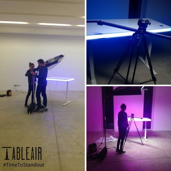 the stage is almost set and ready. tableair will inevitably become, Attraktive mobel