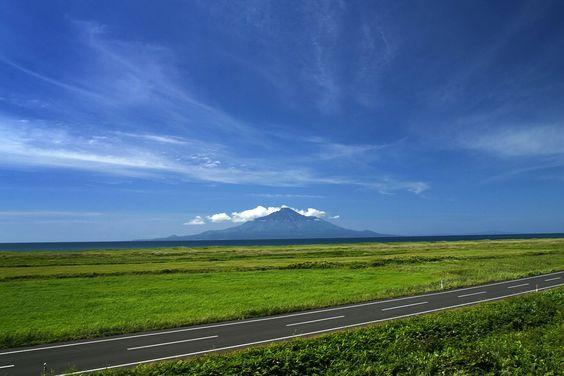 The Sarobetsu Plain, Hokkaido