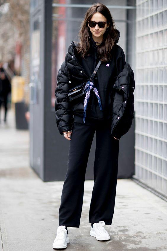 Models Off Duty: New York Fashion Week AW17