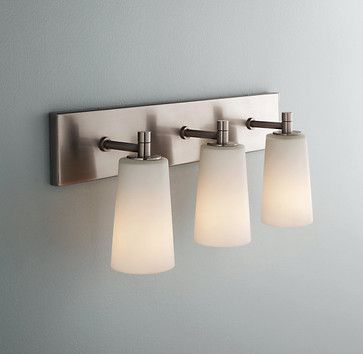 spritz triple sconce contemporary bathroom lighting and vanity lighting restoration hardware bathroom lighting sconces contemporary