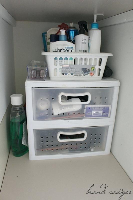 Badezimmer Organisation Tipps Badezimmer Badezimmerschrank