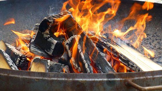Feuerreinigungsritual -  Loslassen mit der Kraft des Feuers.    Anleitung!
