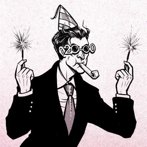(aggressively celebrates the world not ending)