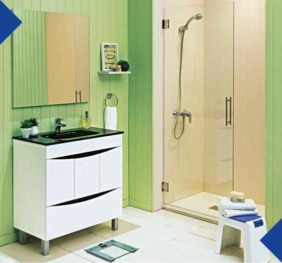 Muebles De Baño HipercorMueble de baño con lavabo de cerámica y