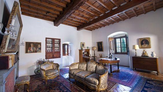 Michelangelo's Italian Villa | Four Exemplary Estates with Italian Flair