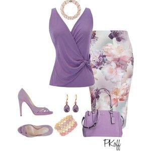 Love this lilac color:
