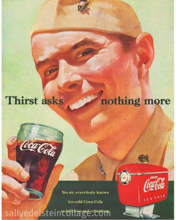 Anuncios de la Edad de Oro de la Publicidad | Vintage (4ta Parte)
