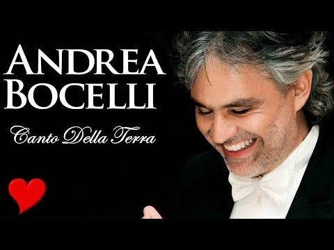 Canto Della Terra Andrea Bocelli Traducao Hd Lyrics Video