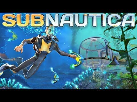 Luxury Subnautica where is the Floating island
