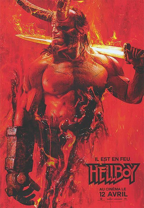 Hellboy French En 2021 Peliculas Gratis Descargar Peliculas Descargar Pelicula Gratis