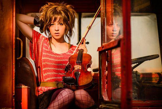 Lindsey Stirling, 'Transcendence (Orchestral Version)' | Rolling Stone