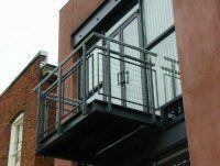 Virginia Railing and Gates: Balconies