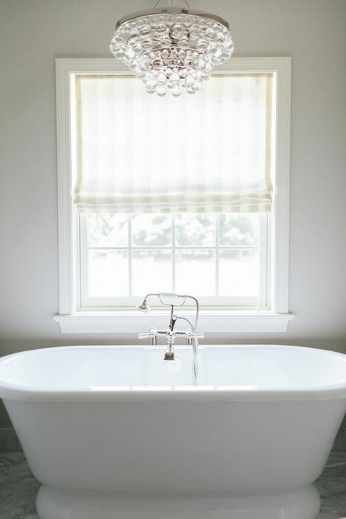 Best 25 Bathroom Chandelier Ideas On Pinterest  Master Bath New Bathroom Chandelier Decorating Inspiration