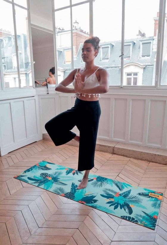 yoga gamme soft rio tapis yoga