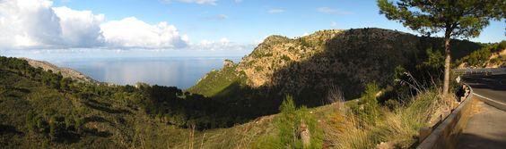 Somewhere between Andratx and Banyalbufar