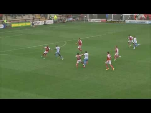 Fleetwood vs Coventry City - http://www.footballreplay.net/football/2016/09/03/fleetwood-vs-coventry-city/