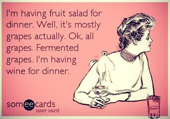 #wine for #dinner
