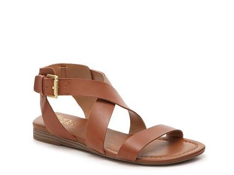 STYLIST- I have a separate show board BUT I love a brown flat every day sandal - I wear them out!  Franco Sarto Glorious Flat Sandal