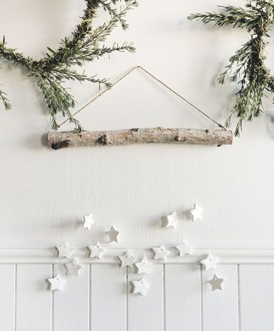 Beautiful Scandinavian Style Christmas Decorations (22)