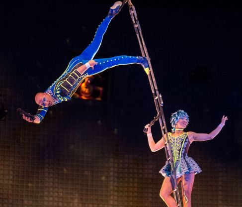 Orlando's La Nouba by Cirque du Soleil to be featured on Dancing with the Stars