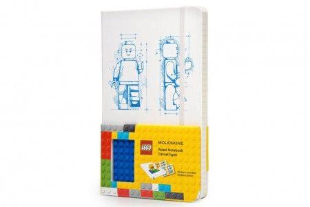 #Moleskine Limited Edition Lego #regali #originali #geek