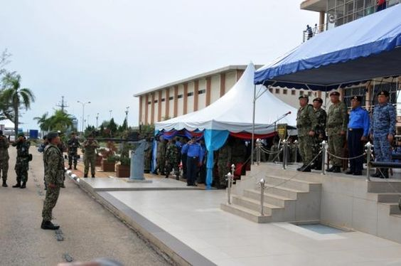 1.831 Personel TNI dan ATM Gelar Latihan Gabungan Bersama di Malaysia
