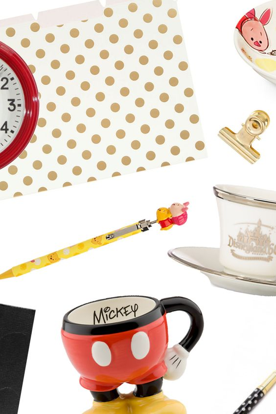 3 disney desk themes that are sure to brighten up your