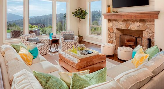 Behold! Living room sets as you have never seen before