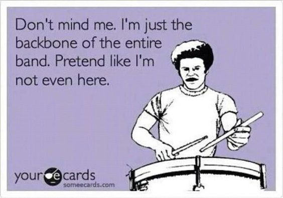 Percussion problems: