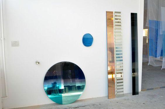 Brit van Nervan & Sabine Marcelis / Seeing Glass / www.londondesignjournal.com