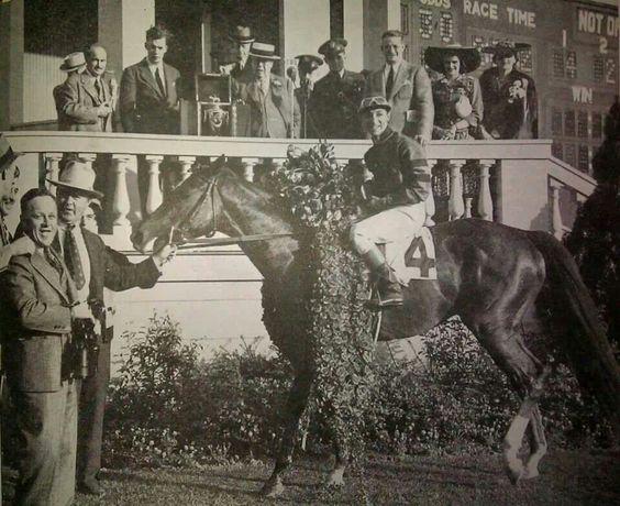 Kentucky Derby Winner 1941 Whirlaway