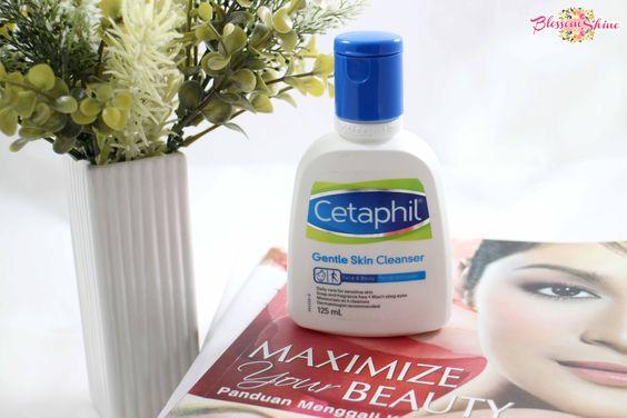 Skincare Empties pertama ada Cetaphil