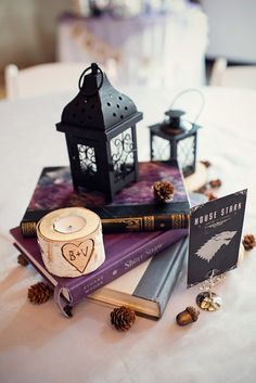 medieval wedding centerpieces - Google Search
