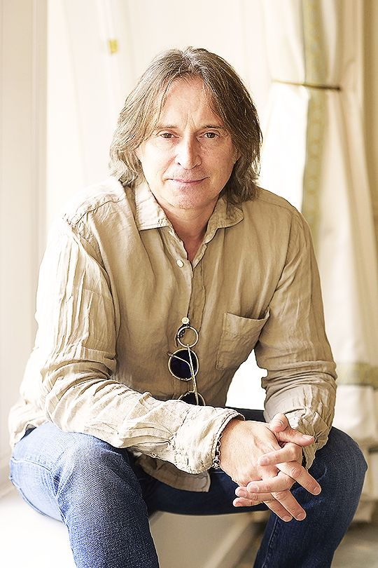 Robert Carlyle @ The Caledonian Hotel Edinburgh, Scotland on June 17th 2015   by Callum Moffat