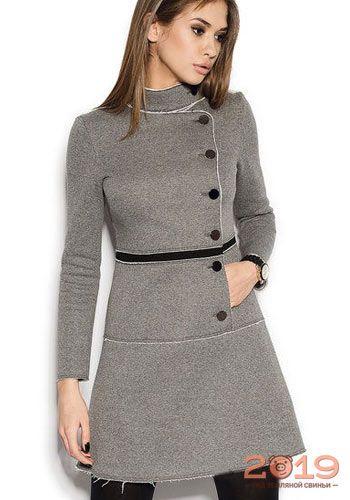Модные платья осень-зима 2018-2019   фото, цена