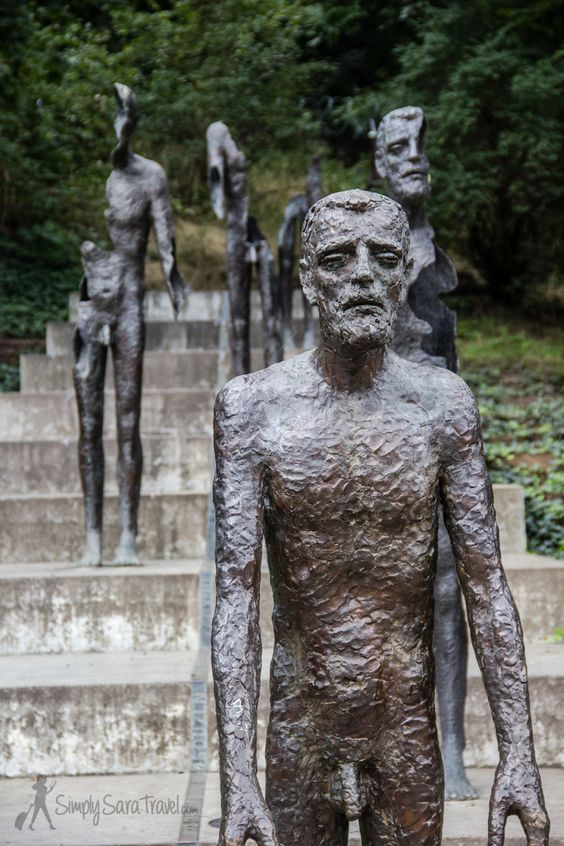 Prague Memorial to the Victims of Communism, located at the foot of Petřín Hill, Prague, Czech Republic