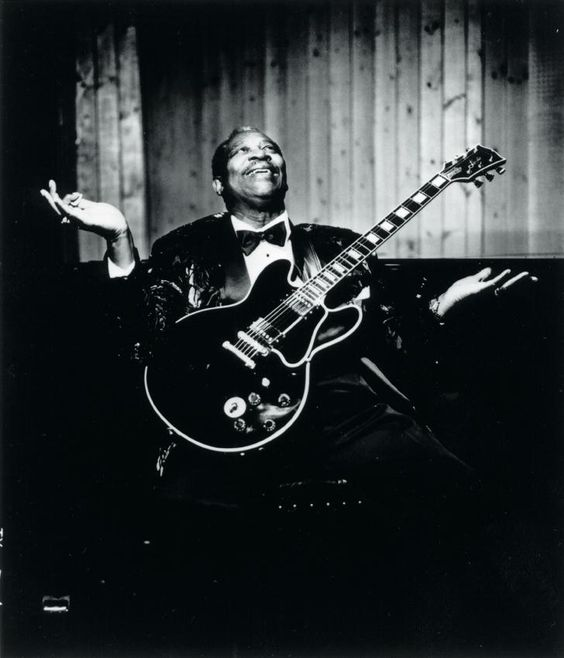 BB King sucks!!!