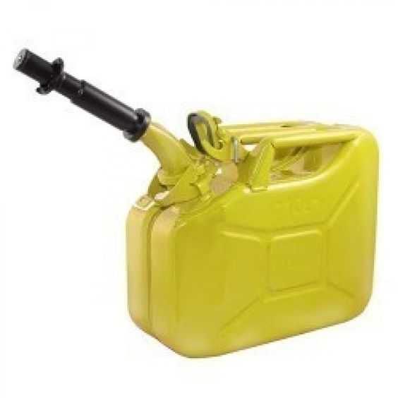 Yellow 2 6 Gallon Fuel Can Jerry Can Gas Cans Gallon