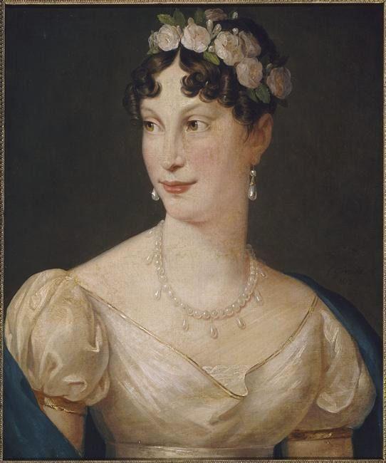 1812 Marie Louise by François Pascal Simon Gérard (Versailles) | Grand Ladies | gogm