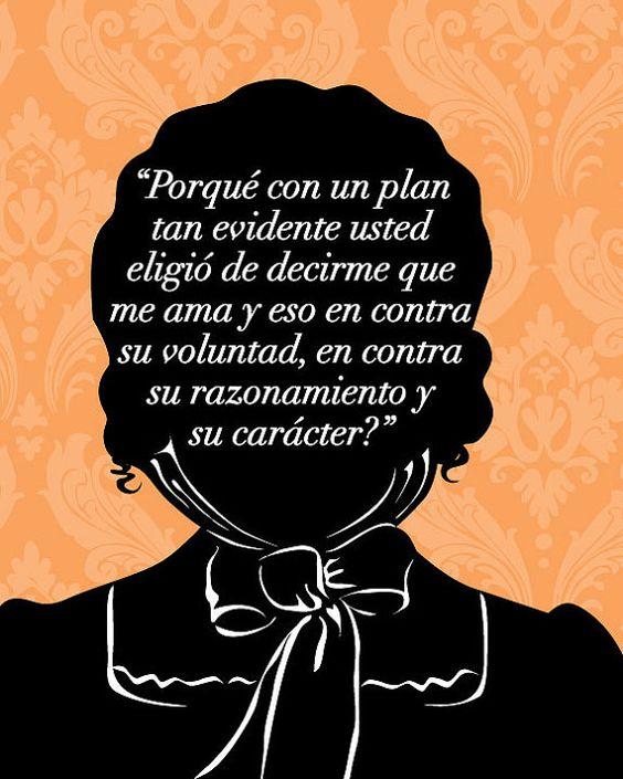 -Elizabeth Bennet -Orgullo y Prejuicio