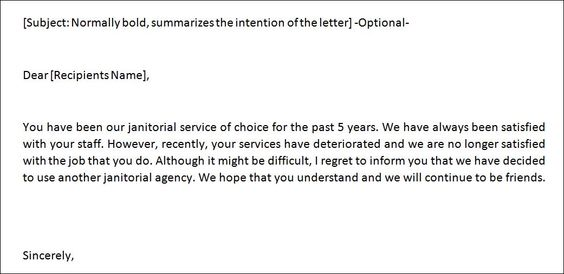 A rejection letter is a commonly used official letter in an - job rejection letters