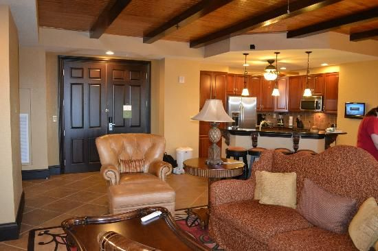 3 bedroom presidential bonnet creek kitchen picture of - 3 bedroom resorts in orlando florida ...