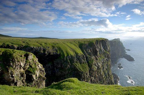 The Faroe Islands. Photo by Dan Sellars.