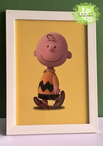 Quadro Decorativo Snoopy