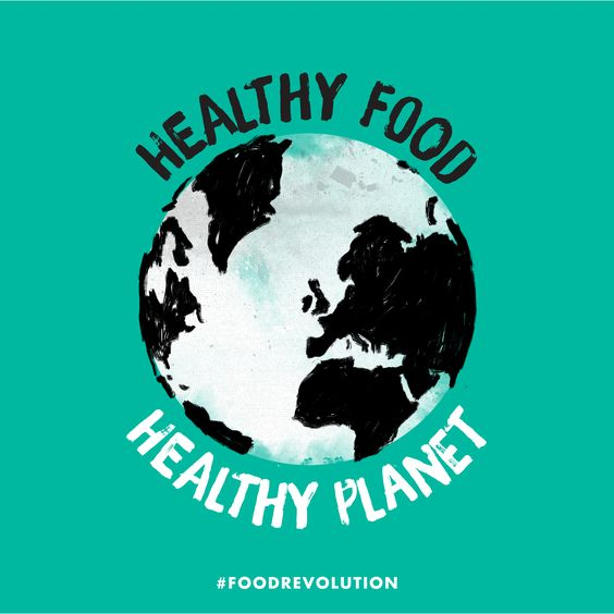 Today is World Food Day! Join the #foodrevolution and help us make real change, today and everyday. www.jamiesfoodrevolution.org/