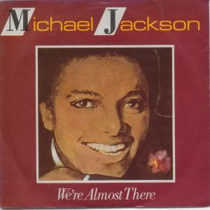 Michael Jackson – We're Almost There acapella