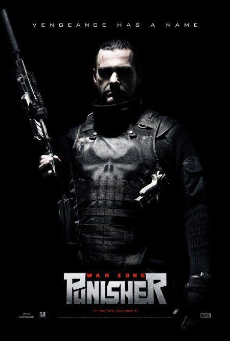 """""""O Justiceiro: Em Zona de Guerra"""" (2008) é o segundo filme desse herói """"coadjuvante"""" da Marvel. E é mais fiel às histórias em quadrinhos, além de o vilão ter saído de um dos arcos. #acao #crime #drama"""